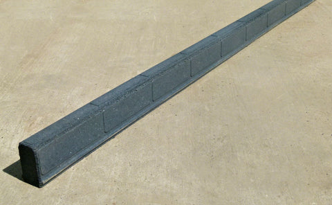 Landscape Edging / Curling Rink Ends - Edging - Eco Flex Recycled Rubber Solutions