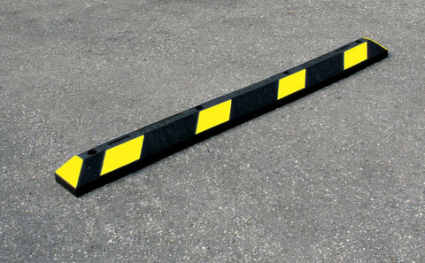 Parking Stops - Stops - Eco Flex Recycled Rubber Solutions