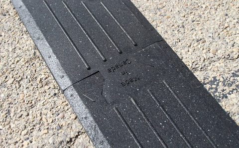 Rumble Strip - Mats - Eco Flex Recycled Rubber Solutions