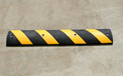 Speed Bump - Bumps - Eco Flex Recycled Rubber Solutions