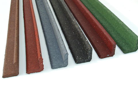 Stair Nosing - Stairs - Eco Flex Recycled Rubber Solutions
