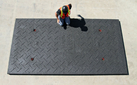 Yukon Access Mat - Mats - Eco Flex Recycled Rubber Solutions