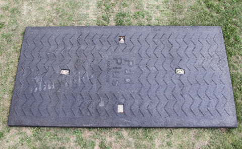 Yukon Pad Plus Mat - Mats - Eco Flex Recycled Rubber Solutions