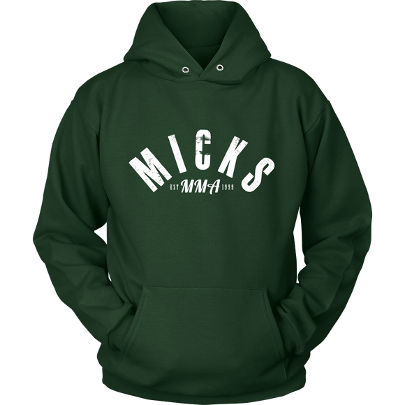 Micks MMA Hoodie Celebrating the Birth 1999 Ireland