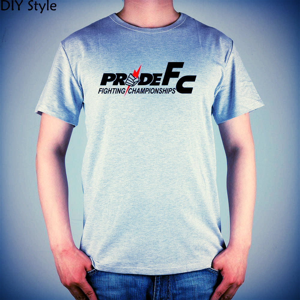 PRIDE FC Mixed Martial Fighting Championships Men's T-shirt