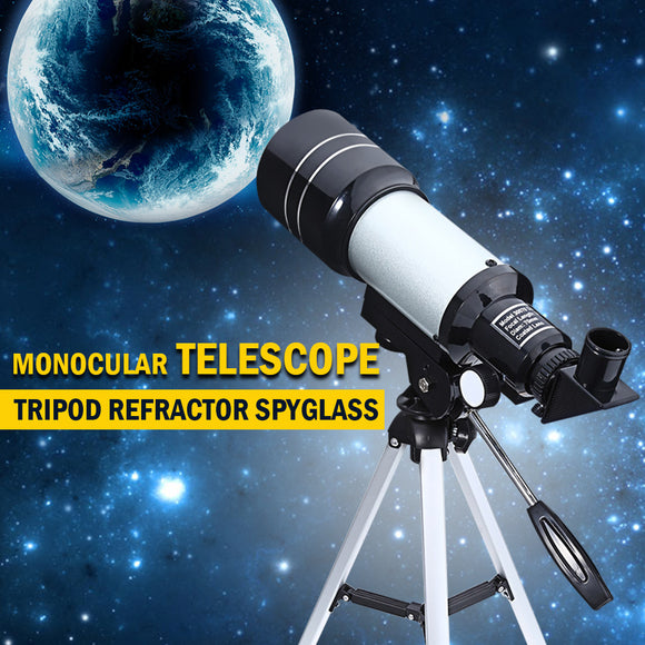 Professional Telescope Astronomical Monocular With Tripod.