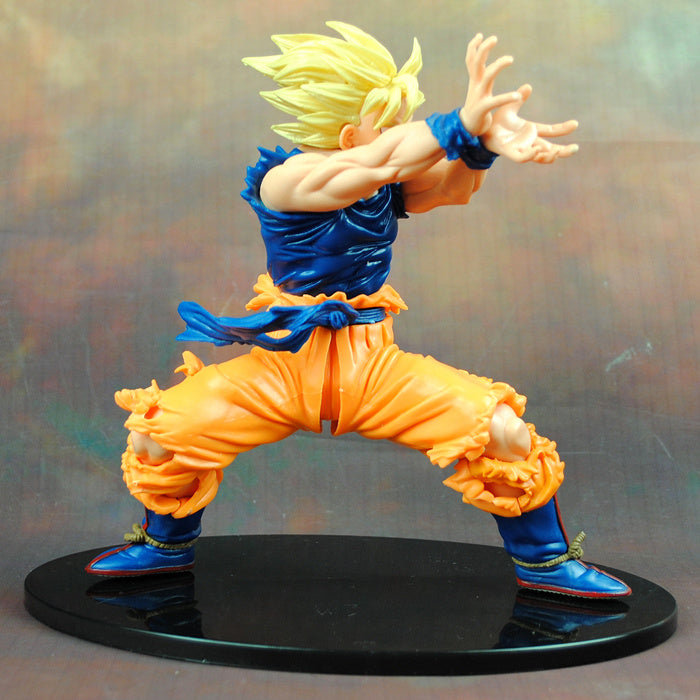 Dragon Ball Z Son Goku Anime Super Saiyan Collectible right.