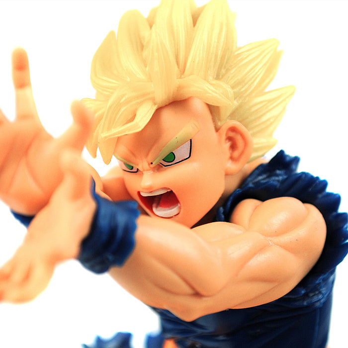 Dragon Ball Z Son Goku Anime Super Saiyan Action Figure Collectible.