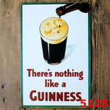 Guinness Original Metal Retro Signs / Paintings - Micks MegaStore