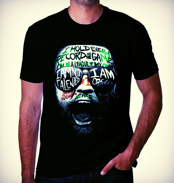 Conor Mcgregor attack Tee.