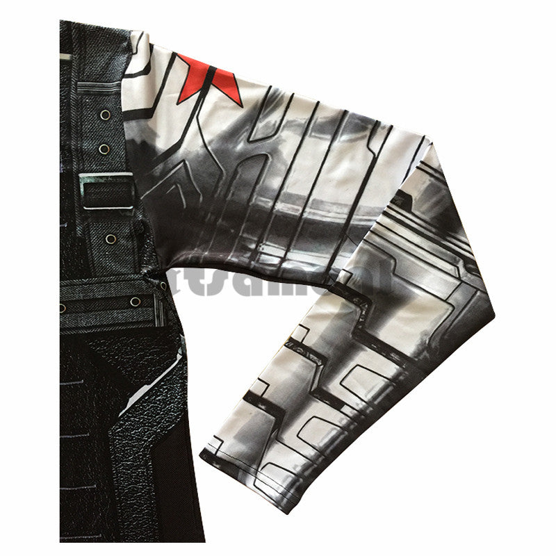 Avengers 3 Compression Shirt Men arm.