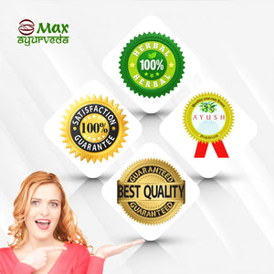 Max Musli Special (For 45+ Men) Capsules - Enriched with Safed Musli, Irani Akarkara, Shilajit, kaunch Beej, Salab mishri & 9 other Powerful Herbs