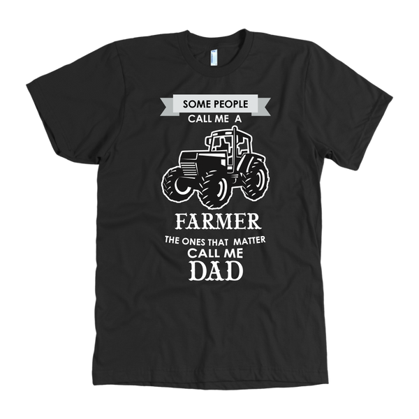 Farmer - Call Me Dad T-Shirt