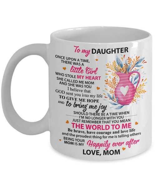 Mom to Daughter - You Mean The World To Me