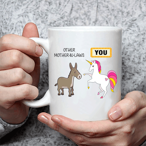 Hilarious Mother-in-law Coffee Mug Gift