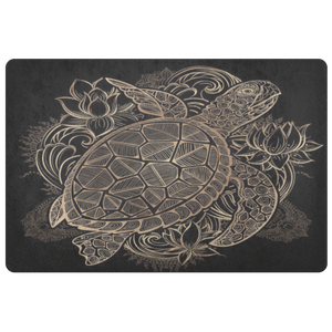 Sea Turtle Doormat