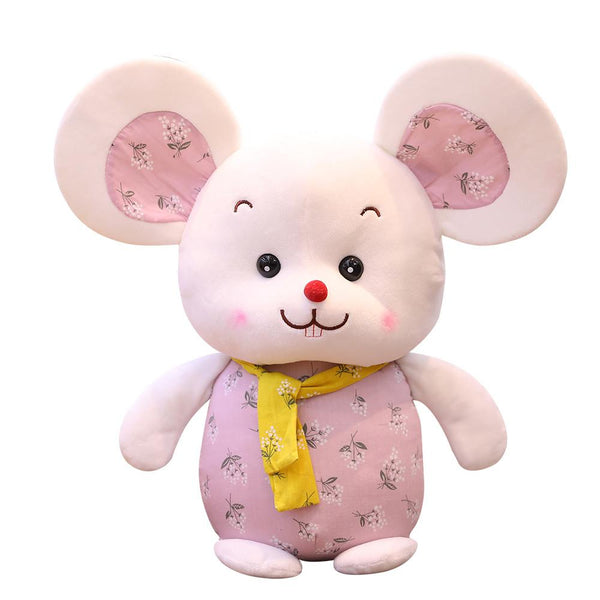 "45cm/17"" Big Ear Dressing Stuffed Mouse"