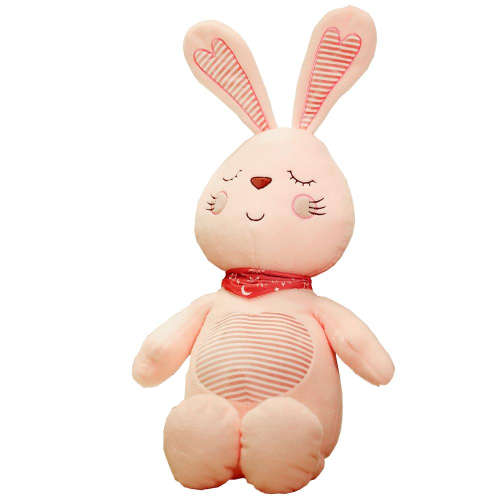 Giant Long Ear Sleepy Stuffed Rabbit Toy