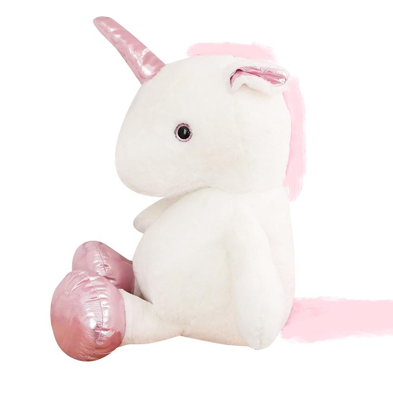 "85cm/33"" Giant Plush Unicorn Toy"