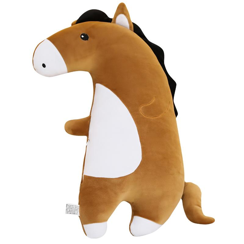"105cm/41"" Stuffed Animal Soft Pillow Horse Hamster Dolphin"
