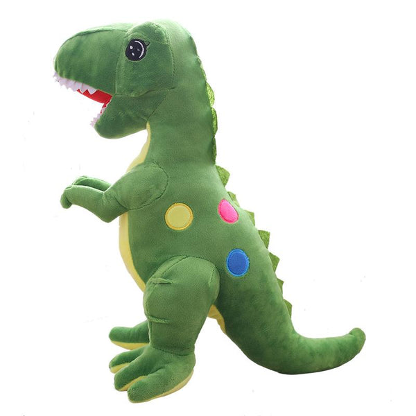 "90cm/35"" Giant Stuffed Dinosaur Birthday Gift for Kids"