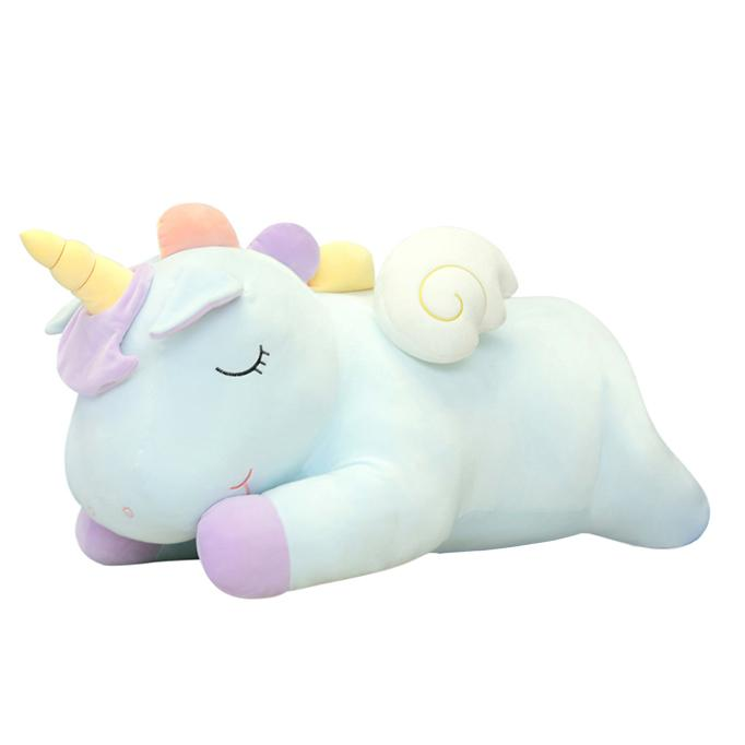 "100cm/39"" Giant Super Soft Unicorn Stuffed Pillow"