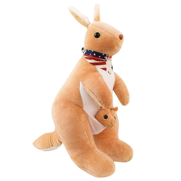 "40cm/15"" Giant Mother Baby Stuffed Kangaroo"