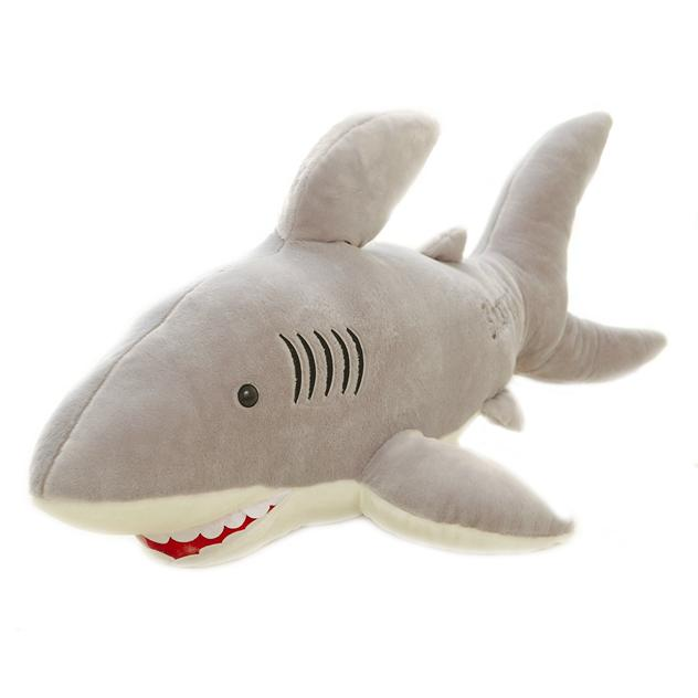 "130cm / 51"" Giant Leonard Shark Stuffed Animal"