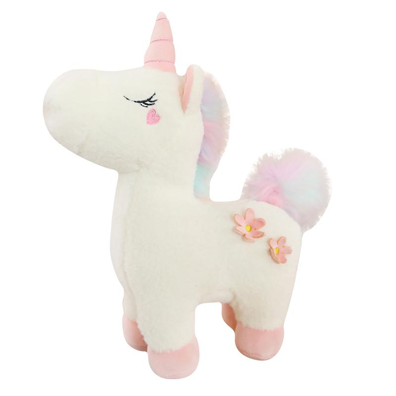 Giant Adorable Stuffed Unicorn Plush Toy