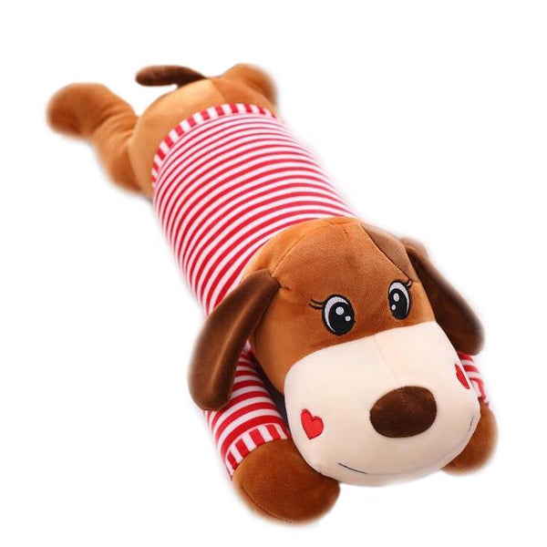 "120cm/47"" Giant Plush Puppy Stuffed Animal Pillow"