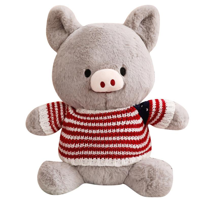 "90cm/35"" Giant Plush Pig Animal Toy"