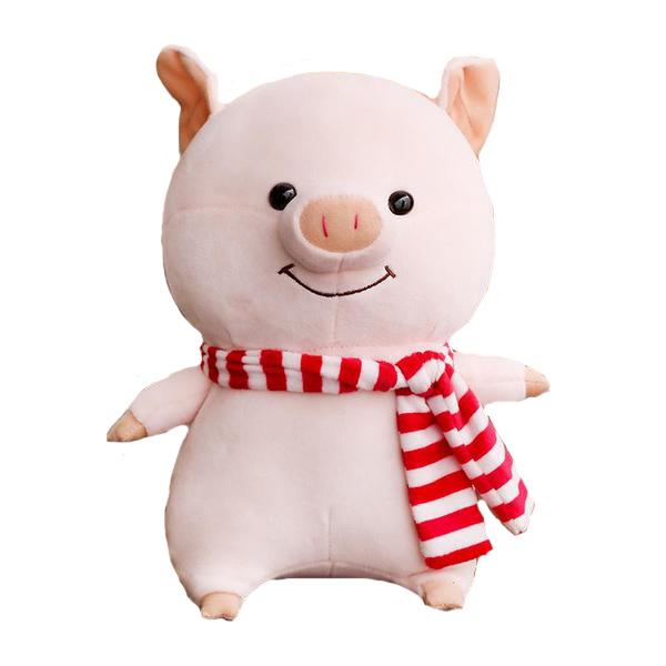 "80cm/31"" Giant Plush Pig Animal Toy"