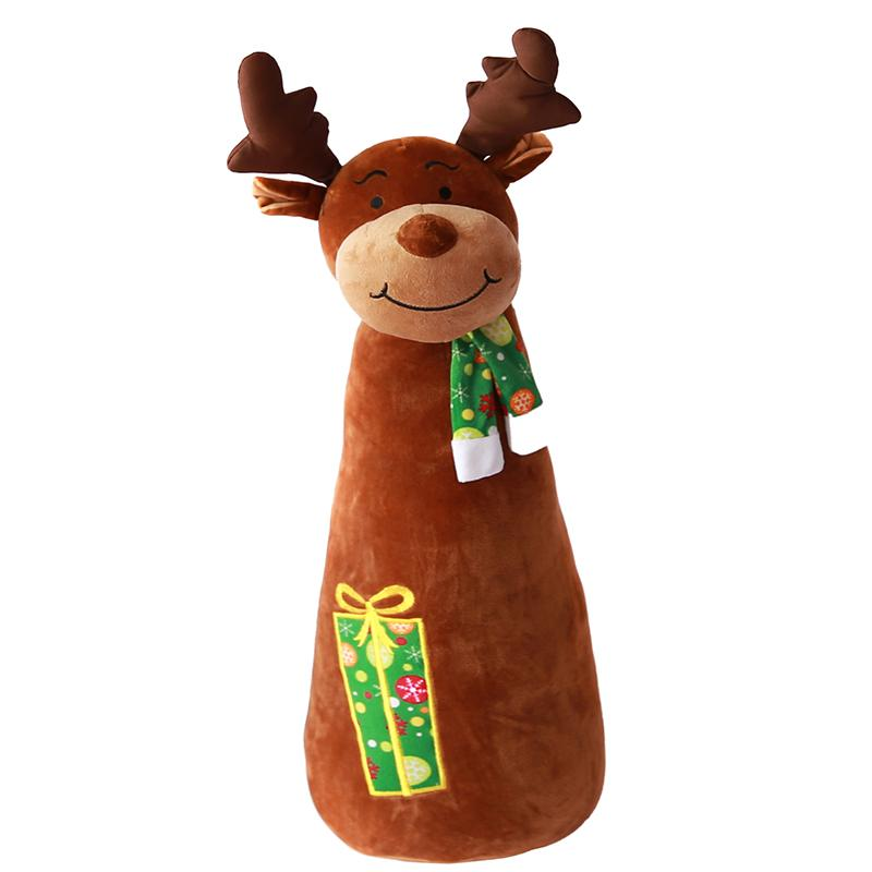 "80cm/31"" Giant Christmas Reindeer Rudolf Pillow"