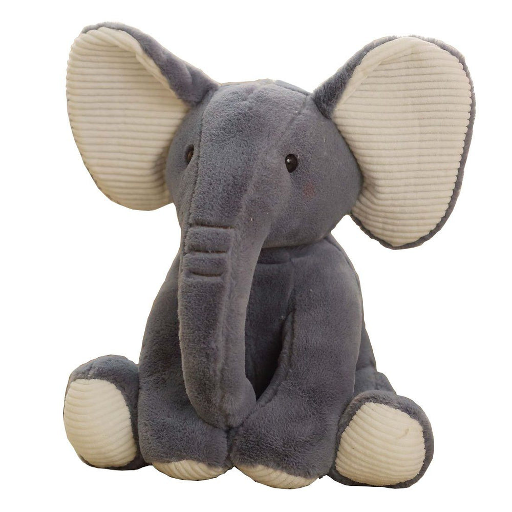 "40cm/15"" Stuffed Elephant with Big Ears Birthday Gift"