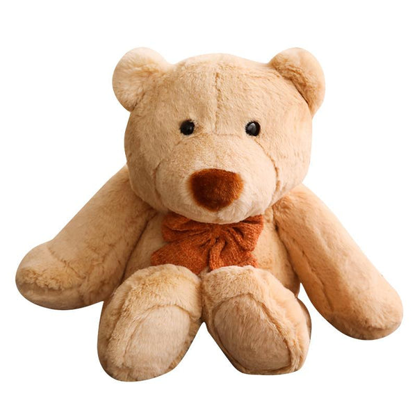 "90cm/39"" Giant Sitting Brown Teddy Bear with Bowtie"