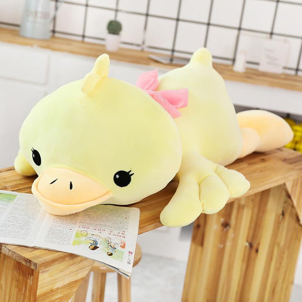 Giant Stuffed Papa Duck 4 Colors