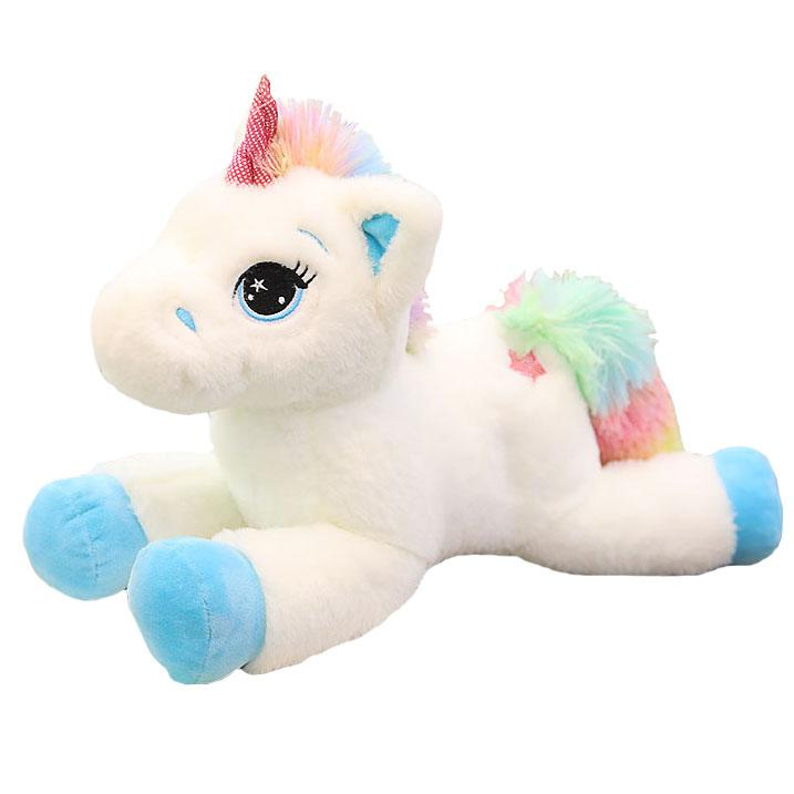 "80cm/31"" Giant Adorable Lucky Star Stuffed Unicorn"