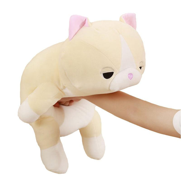 "60cm/23"" Super Soft Stuffed Cat Animal Pillow"