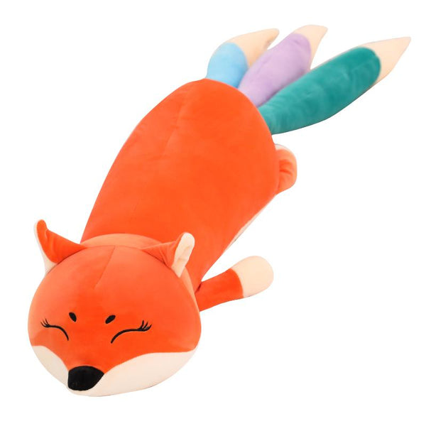Giant Adorable Stuffed Fox Animal Pillow