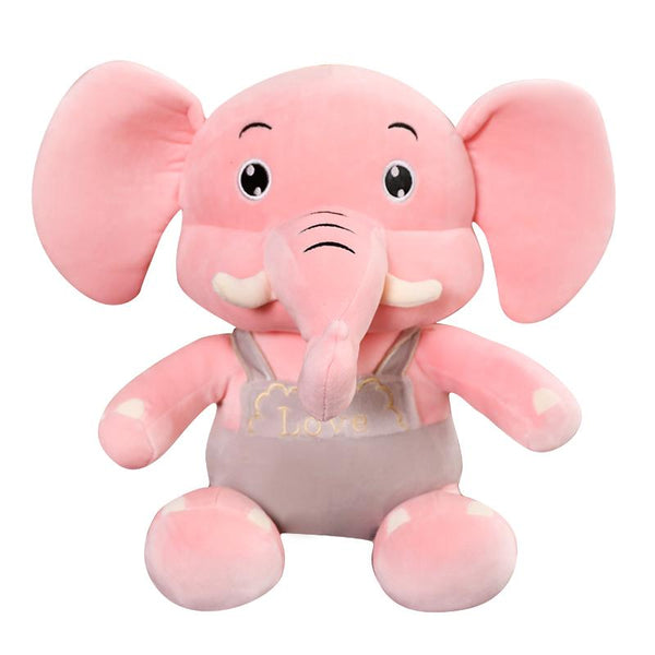 "75cm/29"" Giant Stuffed Elephant with Big Ears"