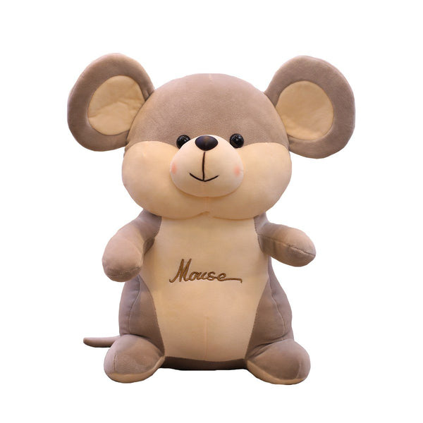 "45cm/17"" Adorable Stuffed Mouse 3 Colors"