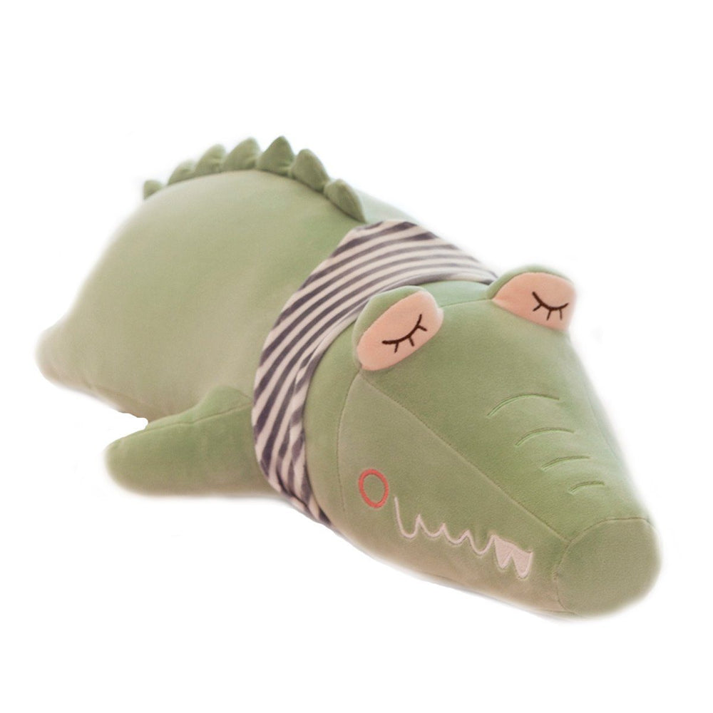 "80cm/31"" Giant Plush Crocodile Animal Pillow"