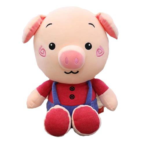 "80cm/31"" Giant Plush Pig Toy 2 Colors"