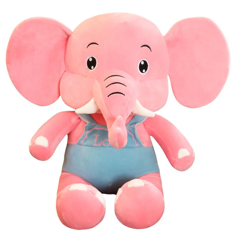 "70cm/27"" Giant Stuffed Baby Elephant with Big Ears"