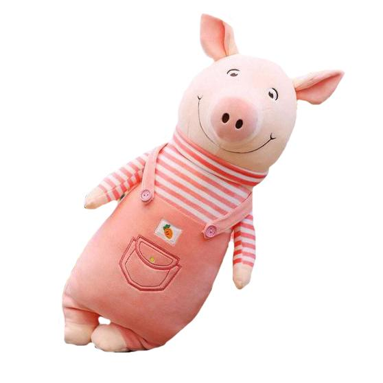 "80cm/31"" Giant Plush Pig Toy"