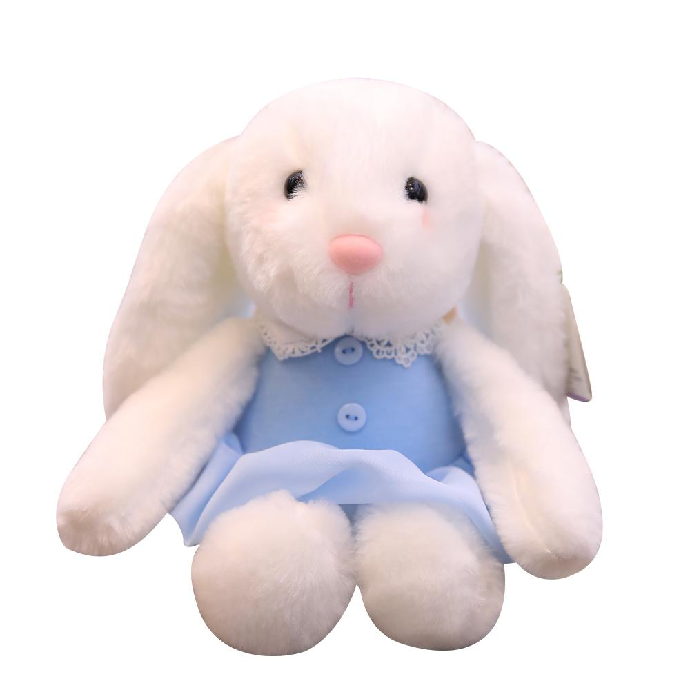 "50cm/19"" Giant Rabbit Dressing Stuffed Animal Easter Decorations"