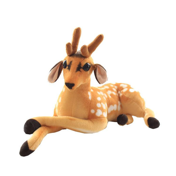 "90cm/35"" Giant Realistic Stuffed Sika Deer"