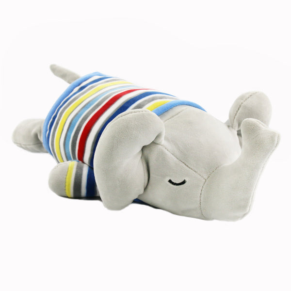 "42cm/16.5"" Bedtime Grey Elephant with T-Shirt Super Soft Stuffed Animal"