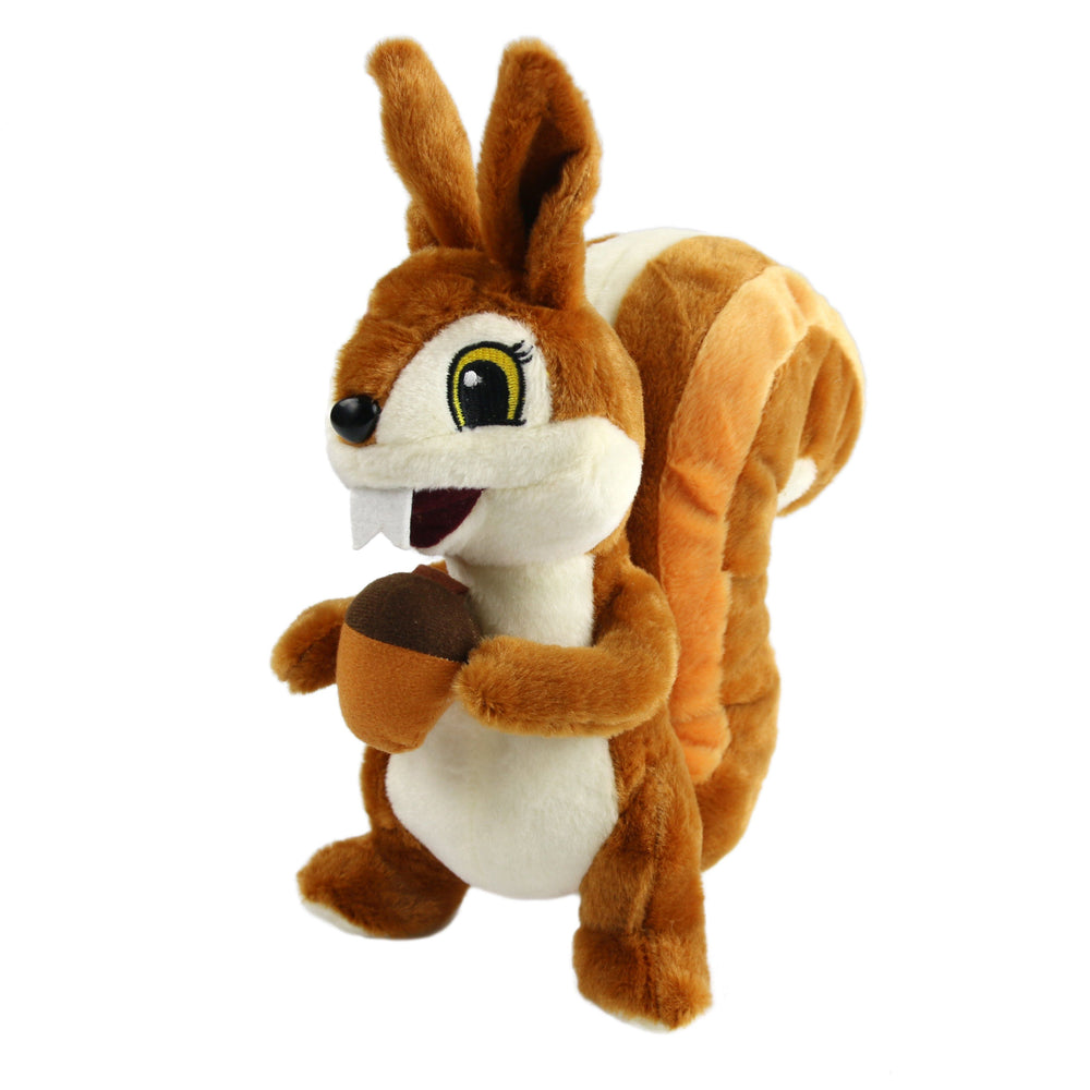 "30cm/11.5"" Realistic Stuffed Squirrel Animated Plush Toy"