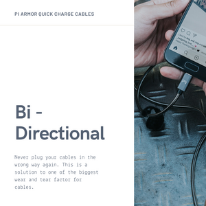 Pi Armor Bi-Directional 8-Pin (For iPhone) - Pi Electronics